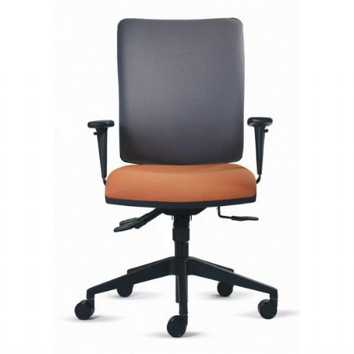 Status Karma High Back Ergonomic Office Chair 23.5 Stone